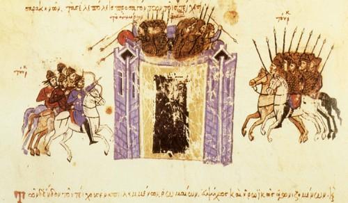 Siège d'Armorium (838) wikicommons