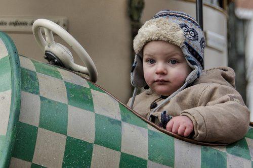 Le petit Youri, cliché Philippe de Feluy (Flickr)