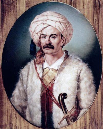 Portrait de Charles Nicolas Fabvier, Musée de la guerre, Athènes (wikicommons)