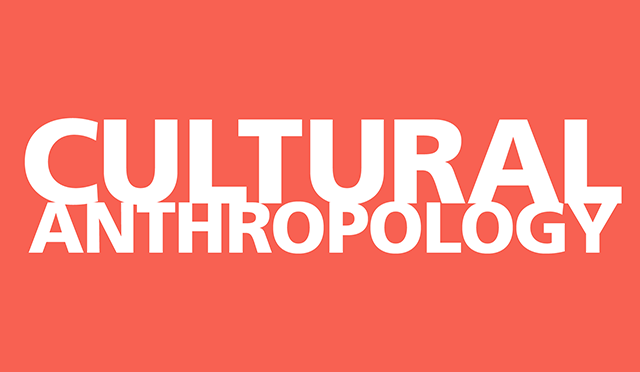 cultural anthropology Cultural anthropology cultural anthropology is a major division of anthropology that deals with the study of culture in all of its aspects and that uses the methods.