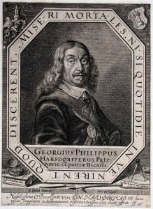 Georg Philipp Harsdörffer (1607-1658)