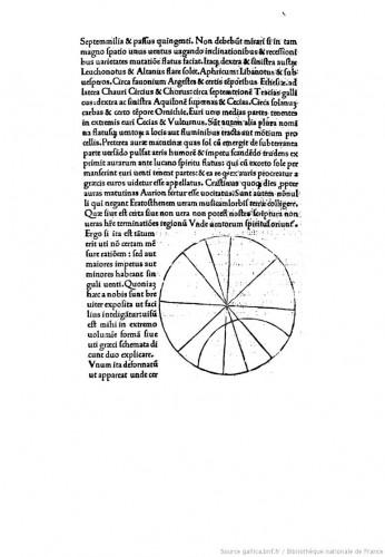 Vitruve, édition de Giovanni Sulpizio da Veroli, Rome: s.a. [ca. 1486],